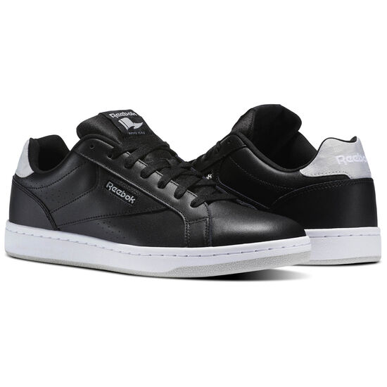 Reebok - Reebok Royal Complete Clean LX Black/Skull Grey/White BS8195
