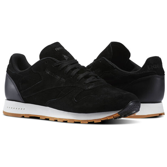 Reebok - Classic Leather SG Black/Chalk-Gum BS7892