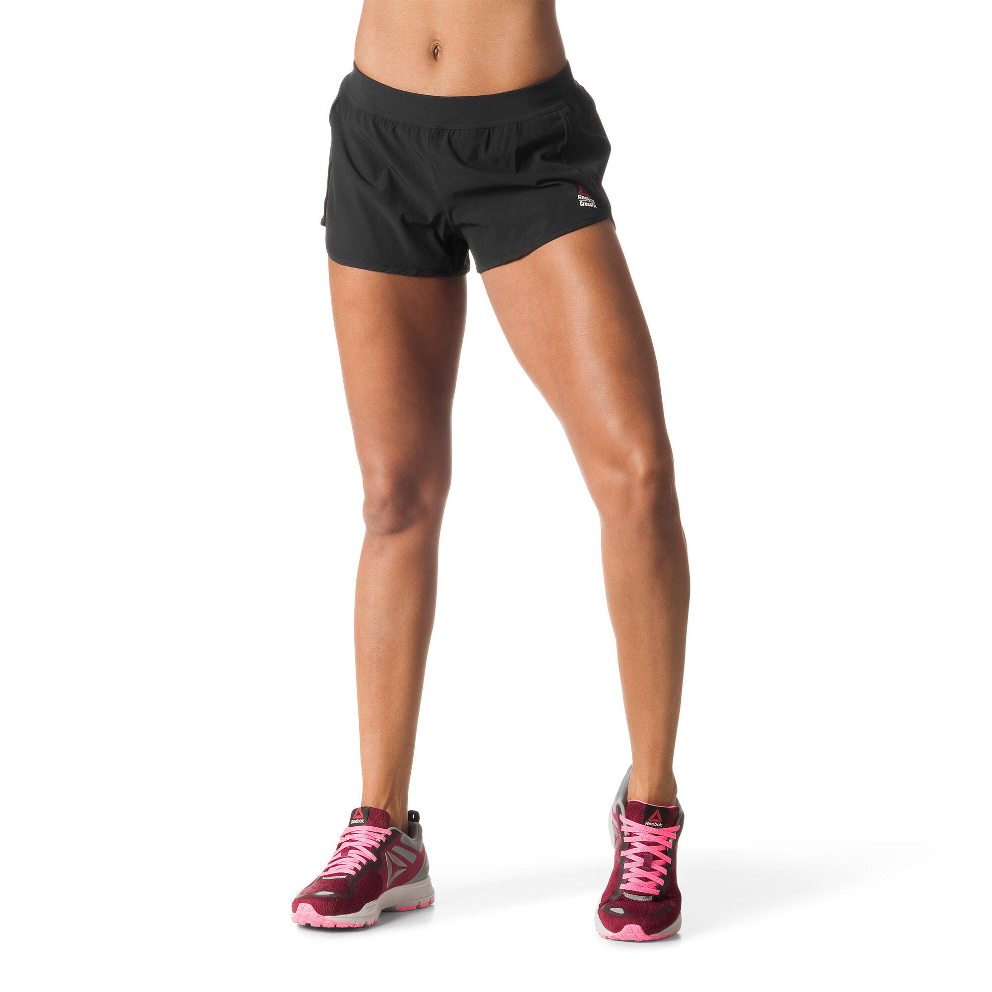 Reebok - Reebok CrossFit Ass To Ankle Short Black BK1094