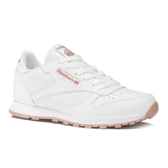 Reebok - Classic Leather - Primary School White/Rose Gold BD4187