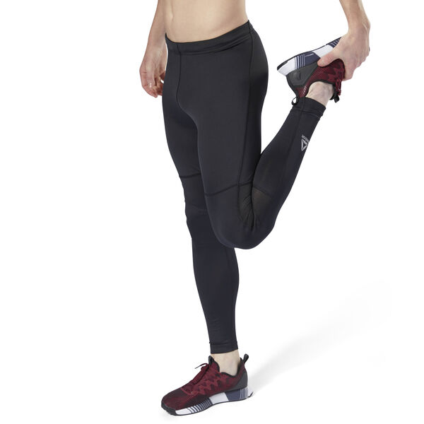 Running Tights Black D92941