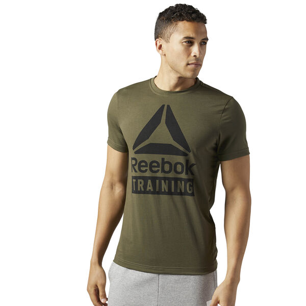 Training Speedwick Tee Green BR5563