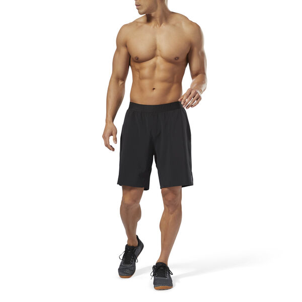 Reebok CrossFit Speed Shorts - Solid Black CY4949