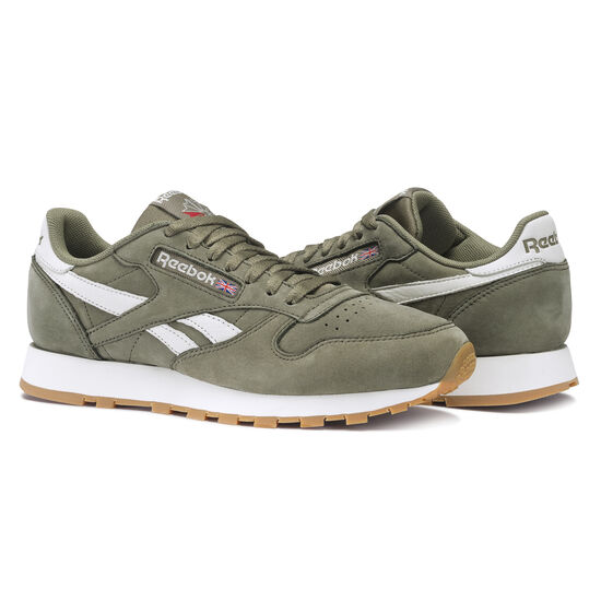 Reebok - Classic Leather TL Green/Soapstone/Chalk/Excellent Red/Gum CN3995