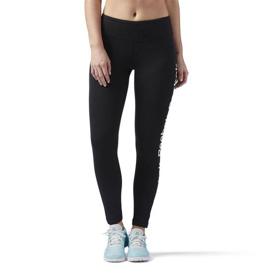 Reebok - Workout Ready Leggings Black CE4510