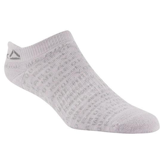 Reebok - Women's Enhanced Anti-Slip Sock Lavender Luck D68139
