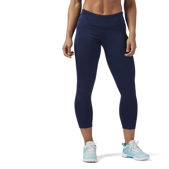 Reebok - Workout Ready Leggings Collegiate Navy / Collegiate Navy CE1234