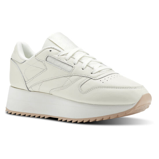 Reebok - Classic Leather Double Double-Chalk/Bare Beige CN5491
