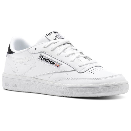 Reebok - Reebok Club C 85 Emboss White/Black BS9526