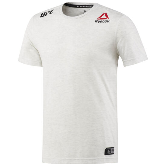 Reebok - UFC Fight Night Blank Walkout Jersey Chalk/Black CD8607