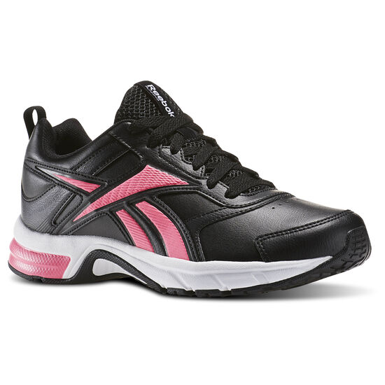 Reebok - PHEEHAN RUN 4.0 SL Black/Poison Pink/White/Shark AR3607