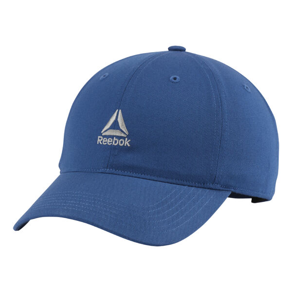 Active Foundation Logo cap Blue CZ9843