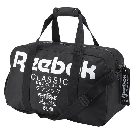 Reebok - Classics Duffle International Black DH3562