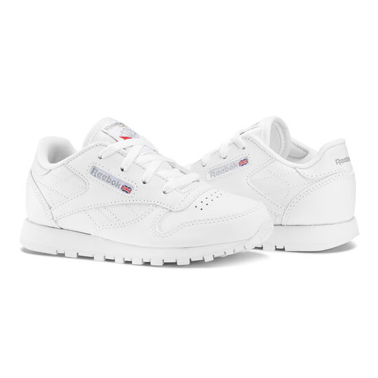 Reebok - Classic Leather - Infant & Toddler White 50192