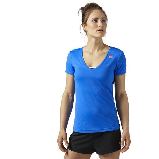 Reebok - Reebok CrossFit ACTIVCHILL Tee Vital Blue BQ9830