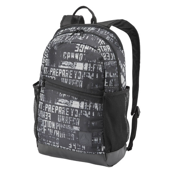 Reebok - Style Foundation Active Graphic Backpack Black CZ9766