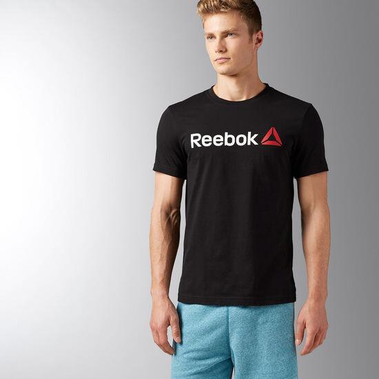 Reebok - Reebok Logo Tee Black BS3713