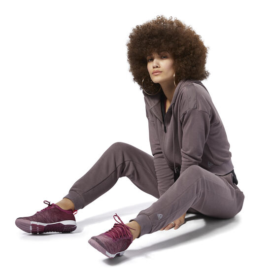 Reebok - Training Supply Knitted Tracksuit Almost Grey D95533