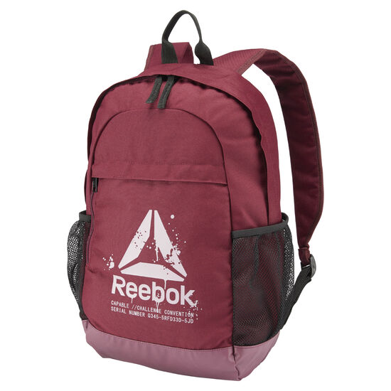 Reebok - Junior Movement TR Backpack Rustic Wine DA1264