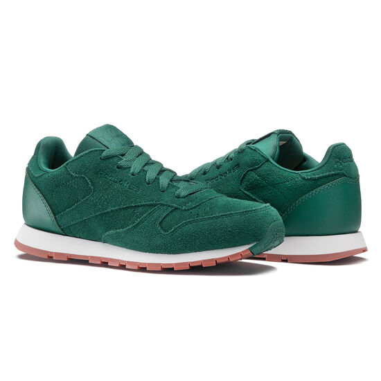 Reebok - Classic Leather SG - Primary School Washed Jade/Chalk-Gum CM9079