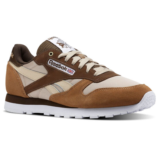 Reebok - Classic Leather MCCS Cappuccino/Toffee/Hot Chocolate/Mushroom CM9610