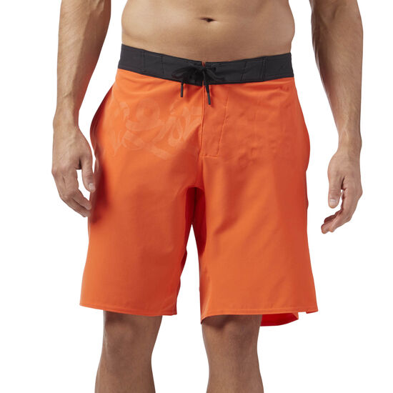 Reebok - Reebok CrossFit Super Nasty Shorts Orange/Bright Lava CD7624