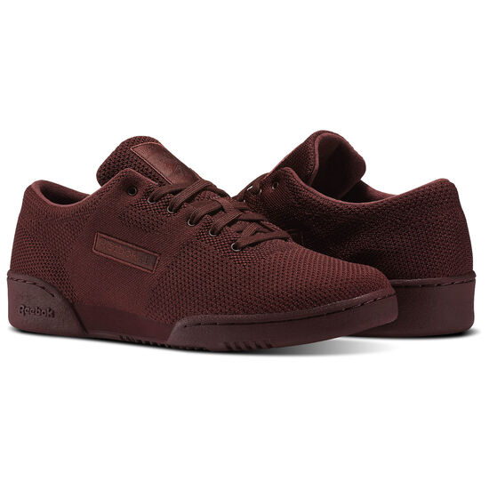 Reebok - Workout Clean Ultraknit Burnt Sienna/White BS9110