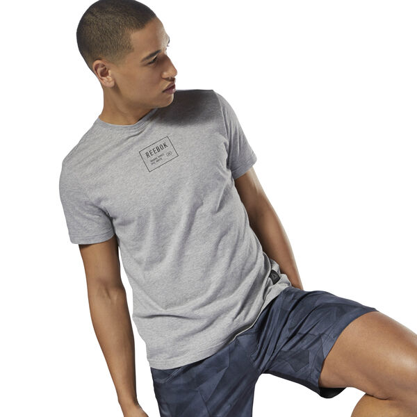 Training Supply Tee Grey DH3770
