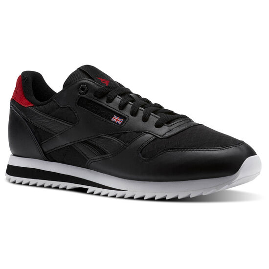 Reebok - Classic Leather HC Black/Excellent Red/Team Dark Royal/White CM9669