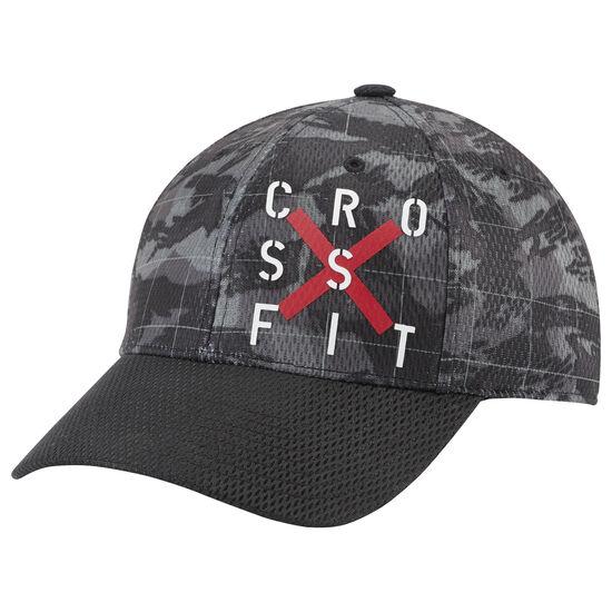 Reebok - Reebok CrossFit Baseball Cap Black CD7281