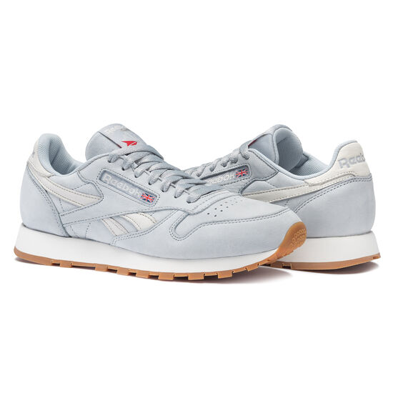 Reebok - Classic Leather TL Cloud Grey/Chalk/Excellent Red/Gum CN3996