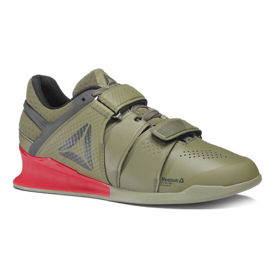 Reebok - Reebok Legacy Lifter Hero Pack Hunter Green/Coal/Primal Red/Chalk BS8216