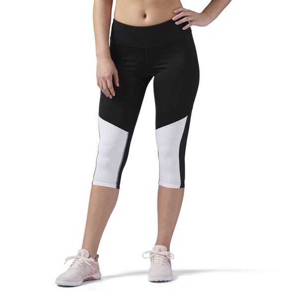 Workout Ready Capri Black CD5925