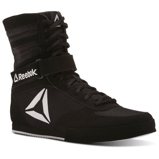 Reebok - Reebok Boxing Boots Black/White CN4738