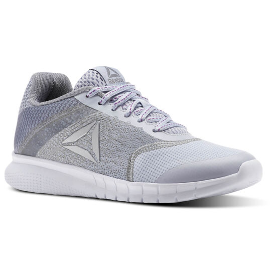 Reebok - Reebok Instalite Run Cloud Grey/Cool Shadow/Aubergine/White CN0855