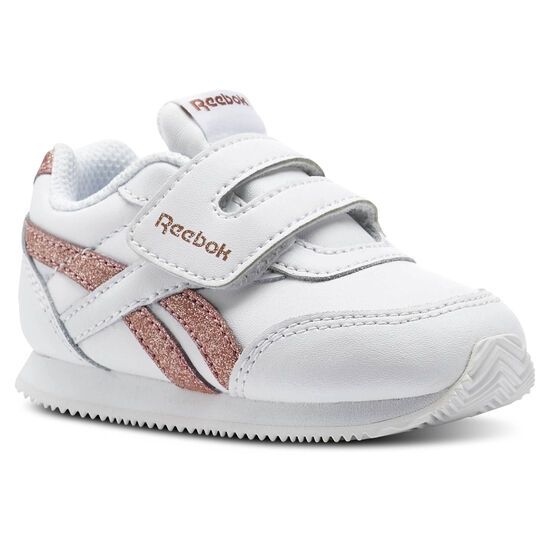 Reebok - Reebok Royal Classic Jogger 2.0 KC White/Rose Gold Sparkle CN1333