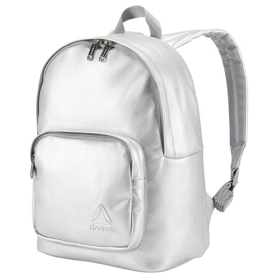 Reebok - Premium Metallic Backpack Silver Metallic BR9432