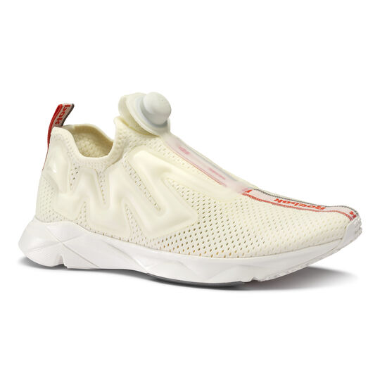 Reebok - Reebok Pump Supreme Jacquard Tape Chalk/Carotene/Almost Grey/Coal CN6270