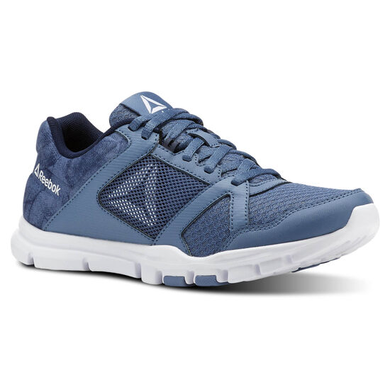Reebok - Yourflex Trainette 10 MT Blue Slate/Collegiate Navy/White CN5834
