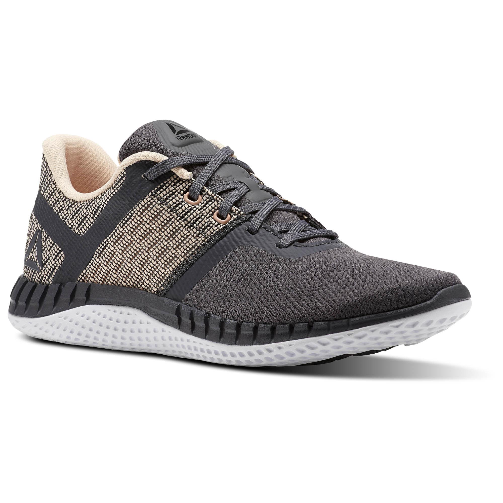 Schuhe Reebok - Print Run Next CN0428 Grey/Desert Dust/Pnk/Wht xOQDJj