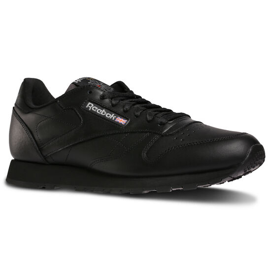 Reebok - Classic Leather Intense Black 2267