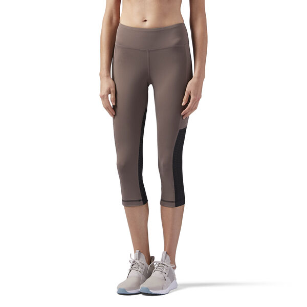 Mesh Capri Brown CD3807
