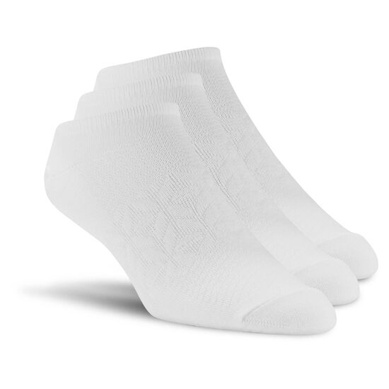 Reebok - Reebok CrossFit Inside Thin Sock - 3 pair White AY0520