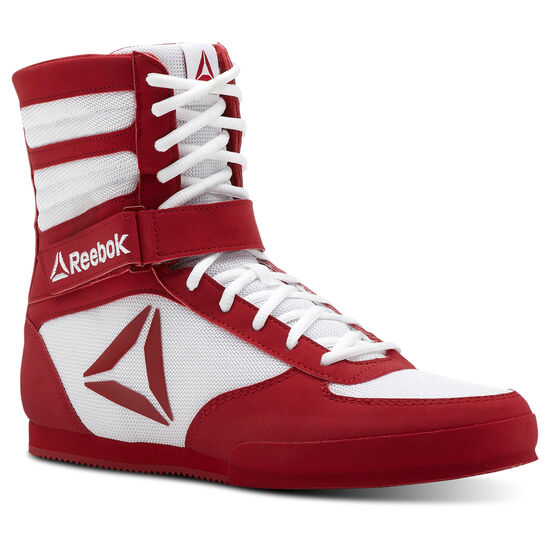 Reebok - Reebok Boxing Boots White/Excellent Red CN4739