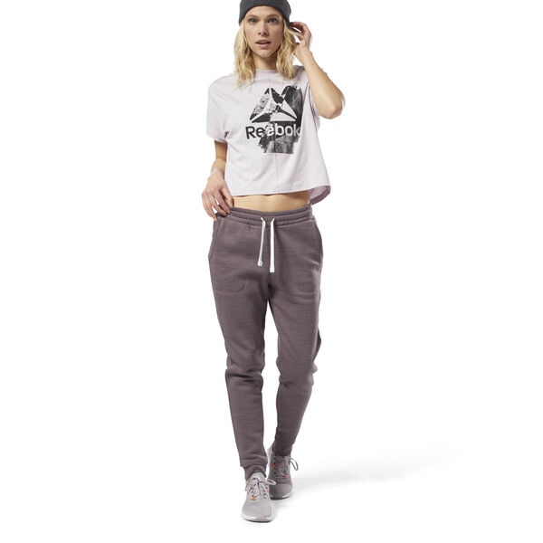 Training Essentials Marble Pants Grey CY3604