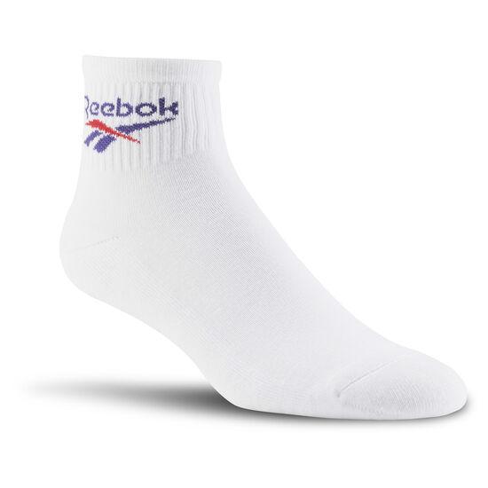 Reebok - Classics Lost & Found sock White/White/White BQ2224