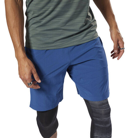 Reebok - Speed Shorts Bunker Blue D93738