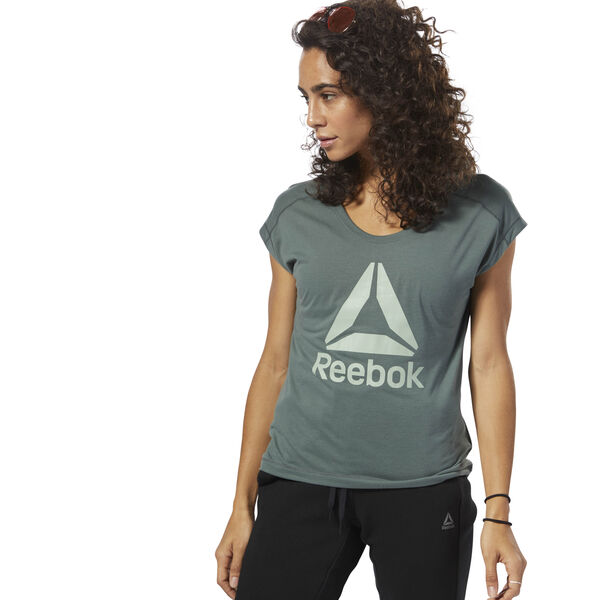 Workout Ready Supremium 2.0 Tee Green D95473