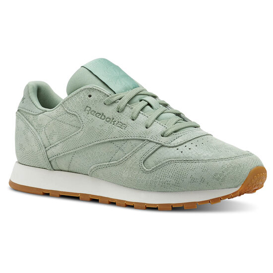 Reebok - Classic Leather Exotics-Industrial Green/Chalk CN4987