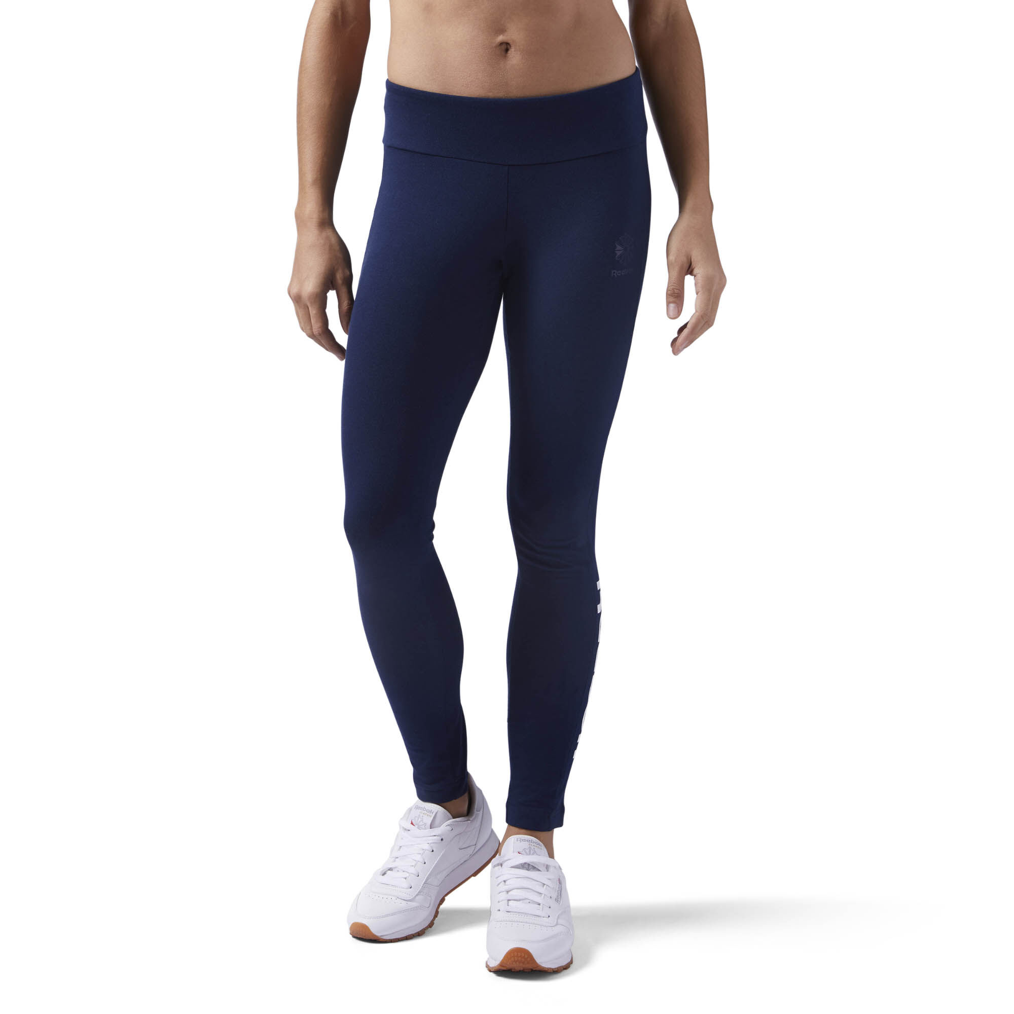 Reebok Essential Jersey Leggings Clearance Best Wholesale Cheap 100% Authentic Best Place Cheap Online Nice 2018 Cheap Online 14alGjAY